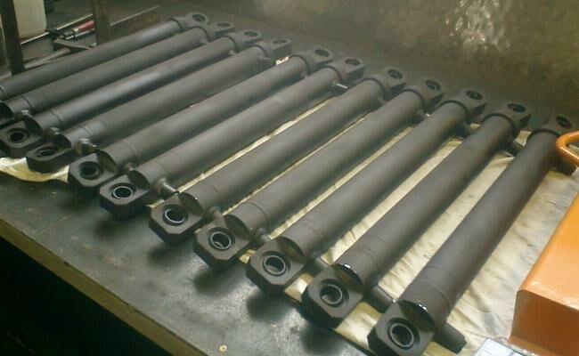Hidraulikus tápegység, munkahenger gyártás