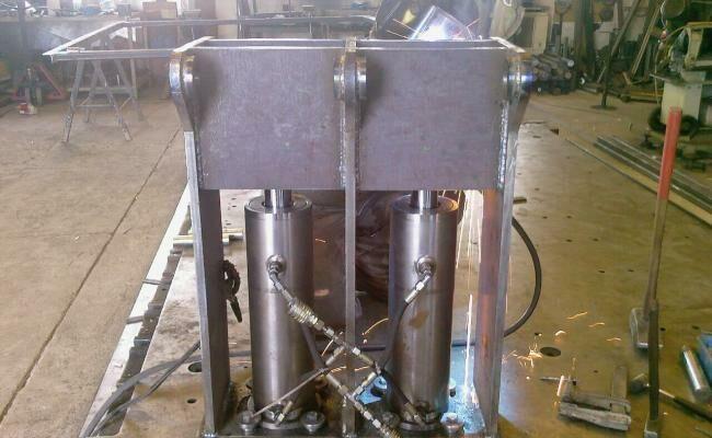 Egyedi hidraulikus gépek gyártása
